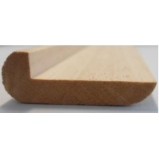 Masons Pine Hockey Stick 21mm x 8mm x 2.4m