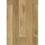 1 Strip Engineered Rustic Oak Flooring 15mm x 189mm
