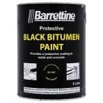 Barrettine Black Bitumen Paint