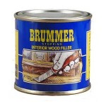 Interior Woodfiller Brummer 250g