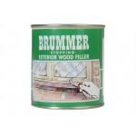 Exterior Woodfiller Brummer 250g