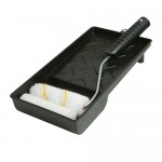 100mm Mini Paint Roller and Tray
