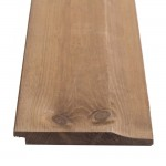 Q-Shades Autumn Brown Shiplap 19mm x 125mm