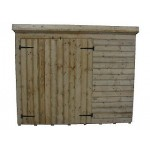 Wooden Storage / Bike Shed