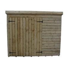 Wooden Storage / Bike Shed