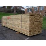 Treated Decking Joist C24 - 47mm x 150mm