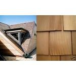 Cedar Roof Shingles - Untreated Blue Label