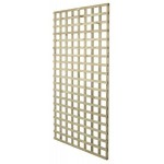 Standard Square Trellis - Green Treated