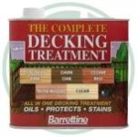 Barrettine Clear Decking Treatment 2.5 Ltr