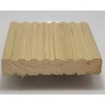 Premium Softwood Treated Decking 32mm x 150mm (Approx Finished Size 27mm x 144mm)